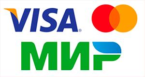 дебетовая карта VISA Mastercard МИР